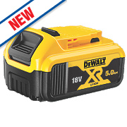 DeWalt DCB184-XJ 18V 5Ah Li-Ion XR Slide Pack Battery