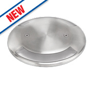 Philips Geo Recessed Ground Spotlight Stainless Steel 2.5W