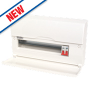 14-Way Insulated Consumer Unit & 100A Switch