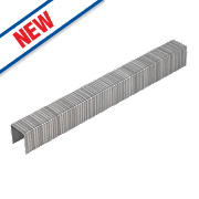 Tacwise Staples Stainless Steel 12 x 10.6mm 2000 Pack