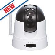 D-Link DCS-5222L/B HD Pan / Tilt / Zoom Indoor Cloud Camera