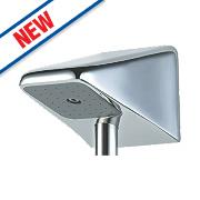 Rada Vandal-Resistant Shower Head Chrome 70 x 67mm