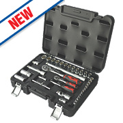 Forge Steel Mixed Socket Set 36 Pieces