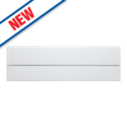 Ideal Standard Acrylic Bath Front Panel 1695mm White