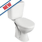 Armitage Shanks Sandringham 21 Close Coupled WC Pack Dual Flush 4/6Ltr
