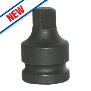 """Teng Tools ANSI Impact Socket Adaptor ½""""F-¾""""M"""