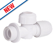 """Hep2O Push-Fit Hot & Cold Appliance Valve 15mm x ¾"""""""