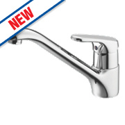 Armitage Shanks Sandringham Single Lever Basin Monobloc Mixer Tap Chrome