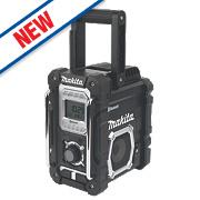 Makita DMR106B Bluetooth Site Radio Black 240V