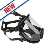 JSP Force 12 Single Canister Full Face Mask