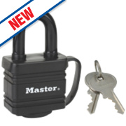 Master Lock Laminated Steel Padlock 40mm