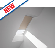 Velux Blackout Blind Beige 1340 x 980mm