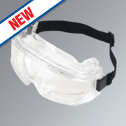 Premium Liquid & Dust Safety Goggles