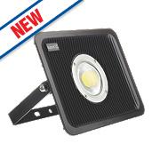 Brackenheath ispot C LED Floodlight 50W Black