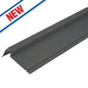 Corotile Barge Cover Charcoal 910 x 90mm