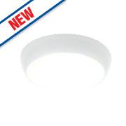 Saxby Vigor Microwave LED Surface Fitting LED Bulkhead White mm 16W