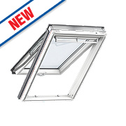 Velux Roof Window Top-Hung Noise Reduction Clear 550 x 980mm