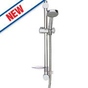 Redring Flexi Shower Kit Modern Design Chrome