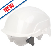 Centurion Spectrum Safety Helmet White