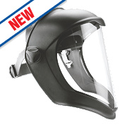 Honeywell Bionic Acetate Face Shield Clear