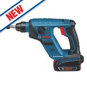 Bosch GBH18VLICP 2kg 18V 2.0Ah Li-Ion SDS Plus Hammer Drill