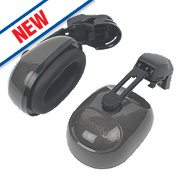 Centurion Aegean Helmet-Mounted Ear Defenders 30dB Grey