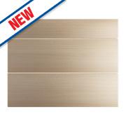 Oak Kitchens Slab 800 Pan Drawer Fronts 796 x 732mm