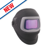 3M Speedglas 9100 FX Welding Helmet Black / Grey