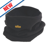 Site Neck Gaiter Black