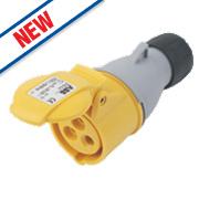 ABB Connector 16A 2P+E 110V 4H IP44