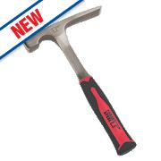 Forge Steel One-Piece Brick Hammer 20oz