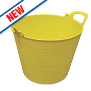 NDC Polythenes Flexi-Tub Yellow 26Ltr