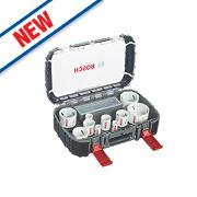 Bosch Progressor Holesaw Set 14Pcs