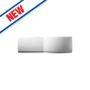 Ideal Standard Acrylic Bath Front Panel LH 1685mm White
