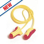 Howard Leight Laser Lite 35dB Corded Foam Ear Plugs 100 Pairs