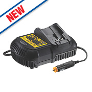 DeWalt DCB119-XJ XR In-Car Multi-Voltage Battery Charger