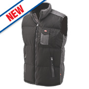 Lee Cooper Padded Body Warmer Black Large ""