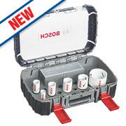 Bosch Progressor Holesaw Set 9Pcs
