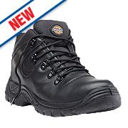 Dickies Fury Safety Boots Black Size 10
