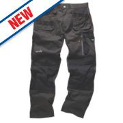 Scruffs 3D Trade Trousers Graphite 32