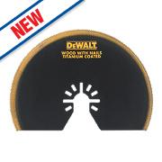DeWalt DT20709-QZ Multi-Tool Segmented Cutting Saw Blade 103mm