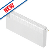 Barlo Double Panel Plus Low Surface Temperature Radiator White 570 x 1100mm
