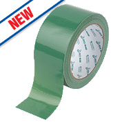 Duck Original Cloth Tape Mesh Green 50mm x 25m