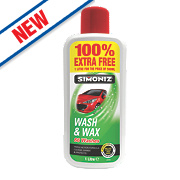 Simoniz Wash & Wax 1Ltr