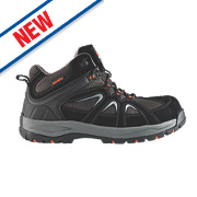 Scruffs Soar Safety Hiker Boots Black Size 8