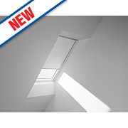 Velux Roof Window Blackout Blind White 1140 x 1180mm