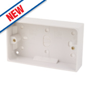 2G Moulded Box 32mm