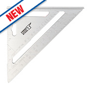 Forge Steel Rafter Square 180 x 180 x 257mm