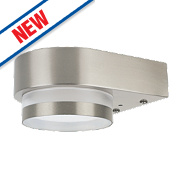 Ranex Uma Stainless Steel Outdoor LED Wall Light 300Lm 5W