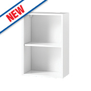 White Kitchens Wall Cabinet 500 x 282 x 738mm